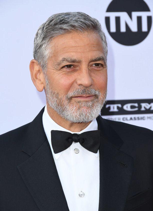 Näyttelijä-ohjaaja ja ihmisoikeusaktivisti George Clooney tietää kuinka tehdä rahaa.