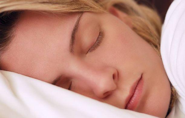 Loistavat yöunet saattavat vaatia muutaman minuutin harjoitusta ennen ja jälkeen nukkumisen.