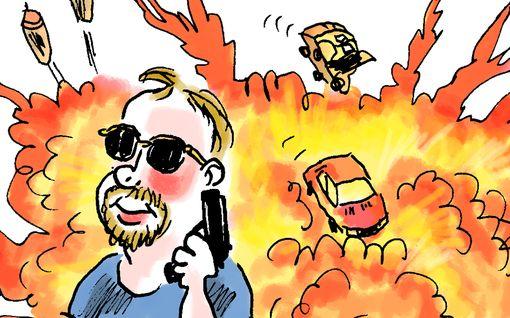 Ville Rannan pilapiirros: James Bond ei toisinna enää haitallisia roolimalleja