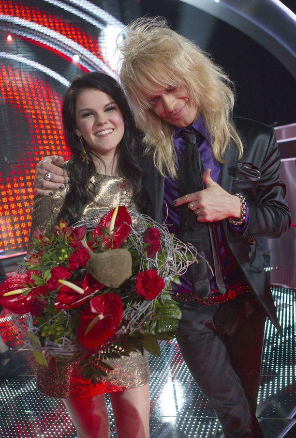 Vuonna 2012 Saara sijoittui toiseksi The Voice of Finland -kilpailussa. Hän oli Mike Monroen tiimissä.