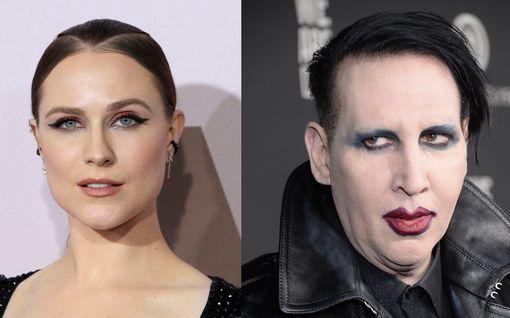 Useat naiset syyttävät Marilyn Mansonia parisuhdeväkivallasta – joukossa näyttelijä Evan Rachel Wood