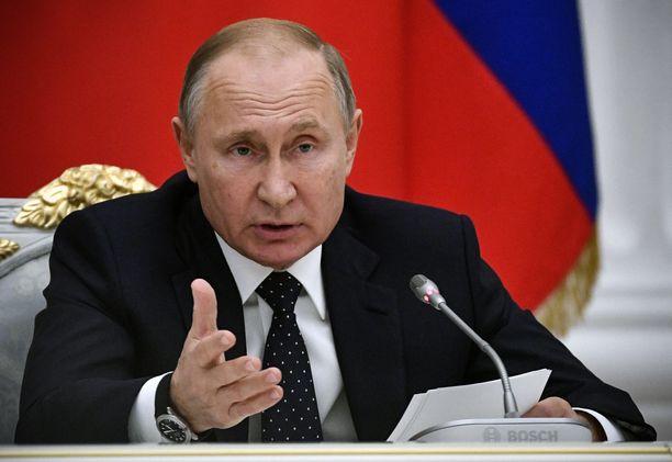 Venäjä käyttää vakoiluun entistä modernimpia keinoja.