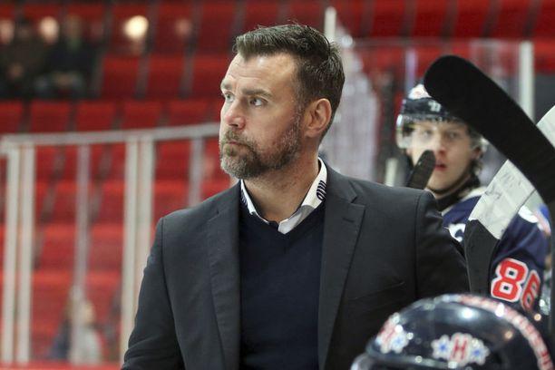 - Nuoren miehen pelipää oli jo silloin loistava, muistelee Rantasta A-junioreissa valmentanut Miika Elomo.