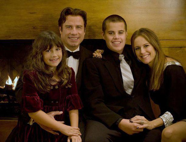 John Travoltan ja Kelly Prestonin Jett-poika kuoli neljä vuotta sitten.