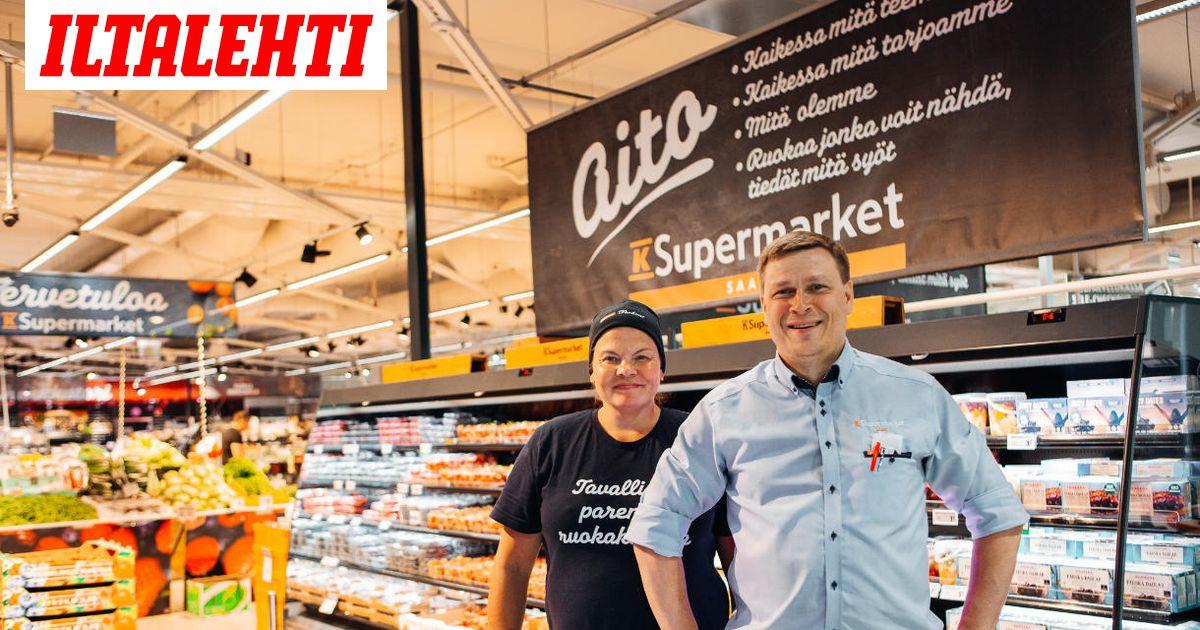 K Supermarket Saari
