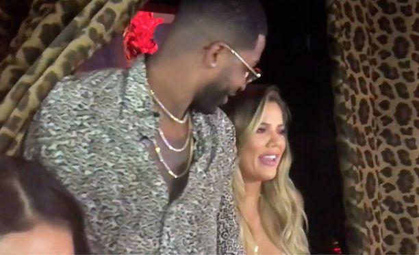 Khloe Kardashian ja Tristan Thompson ovat seurustelleet vuodesta 2016.