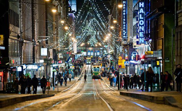 Jos Nasan ex-tutkijaa on uskominen, on Helsinki paras paikka asua, mikäli maapallo lakkaa joku päivä pyörimästä. Kuvituskuva.