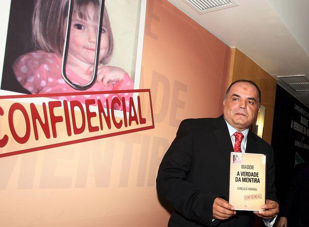 Portugalilainen rikostutkija Goncalo Amaral kirjoitti Madeleinen tapauksesta kirjan, jolla on ansainnut jo 400 000 euroa.