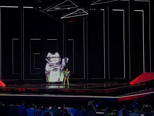 Israelin edustaja Netta voitti Euroviisut vuonna 2018 kappaleellaan Toy.
