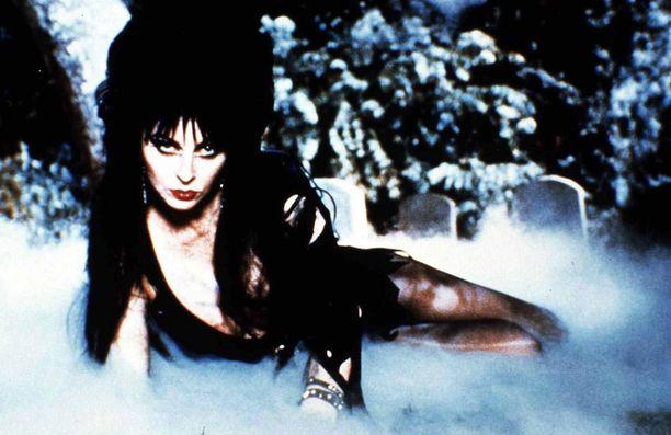 Elvira silloin aikoinaan.