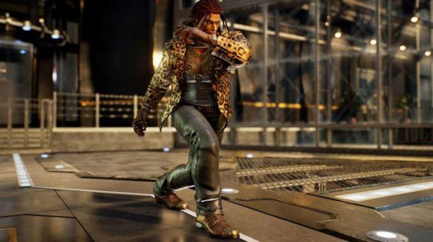 Moni muistaa Eddy Gordon siitä, että varhaisissa Tekken-peleissä hahmolla pärjäsi rämpyttämällä kaikkia näppäimiä.