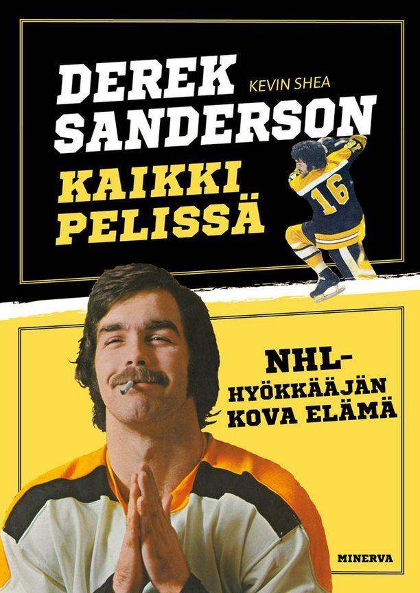 Derek Sandersonin elämäkerta on julkaistu hiljattain suomeksi.