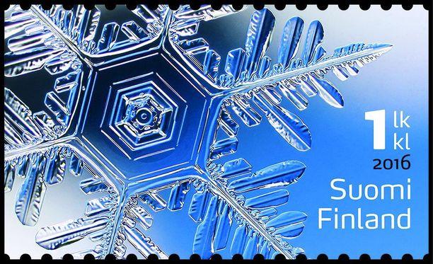 Postin vuonna 2016 julkaisema kimaltava Jääkide-postimerkki palkittiin maailman toiseksi parhaana postimerkkinä kansainvälisessä postimerkkikilpailussa Espanjassa.