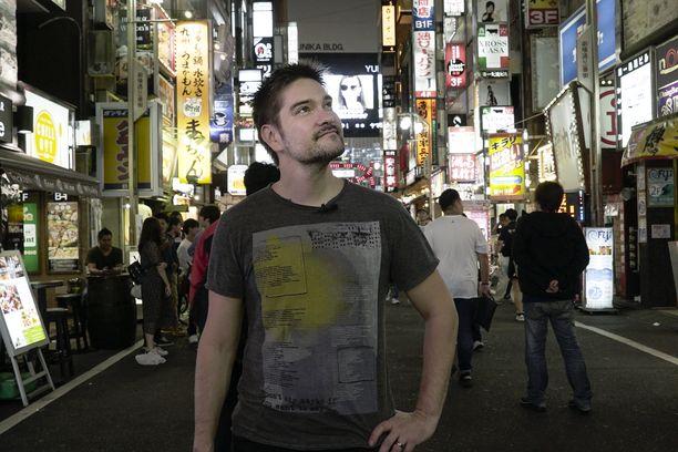 Henri Alén vieraili lokakuun alussa Tokiossa tutustumassa Japanin ruokakulttuuriin.