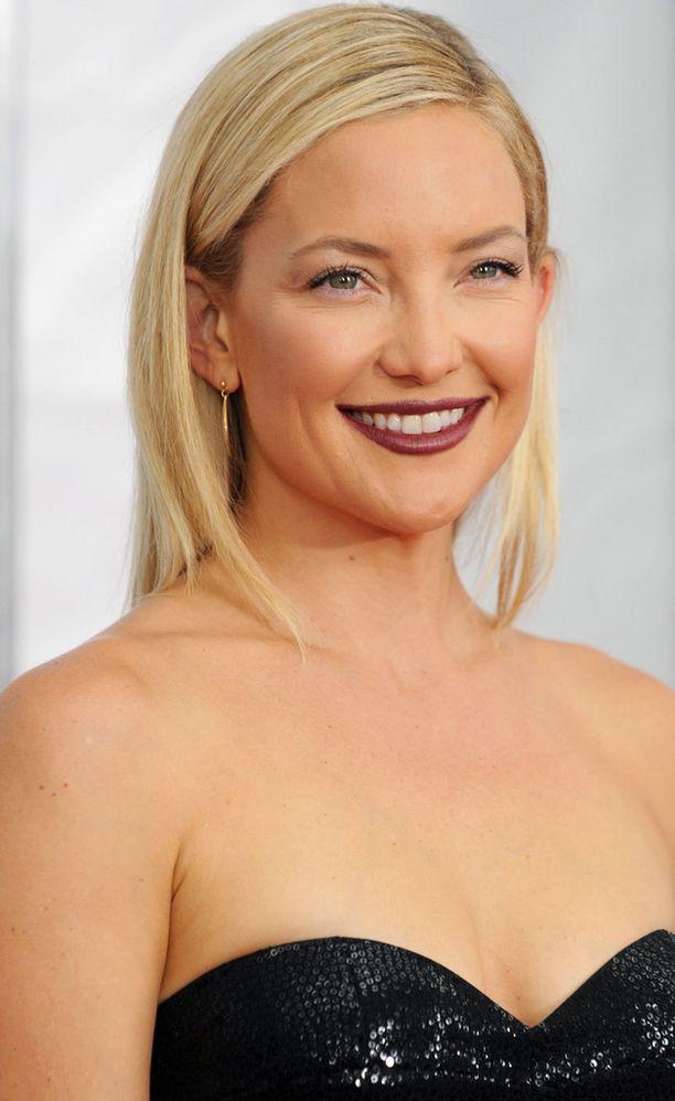 Kate Hudson on näyttelijä Goldie Hawnin tytär.
