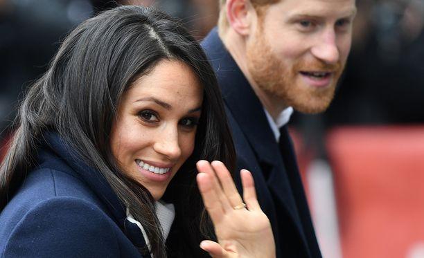 Meghan Marklen ja prinssi Harryn rakkaustarina nähdään Yhdysvalloissa televisiossa.