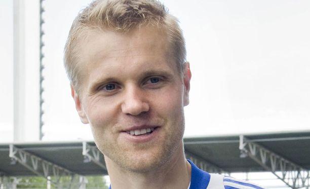 Juho Mäkelä on HJK:lle tuttu mies.