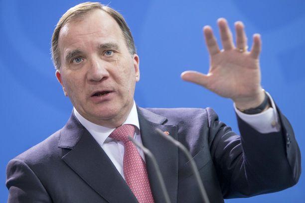 Stefan Löfven on ollut Ruotsin pääministeri vuodesta 2014 lähtien ja johtanut sosiaalidemokraatteja vuodesta 2012.