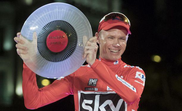 Chris Froome uskoo, että kolmen suurkilpailun voittaminen saman vuonna on mahdollista.