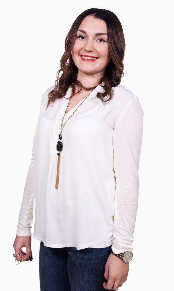 Roosa Hietanen on kasvanut ammattilaulajien arkeen Hietasten musiikkiperheessä.
