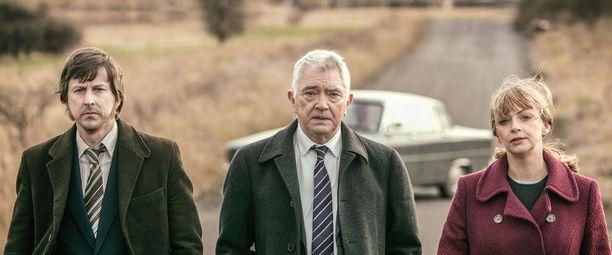 John Bacchus (Lee Ingleby), George Gently (Martin Shaw) ja Rachel Coles (Lisa McGrillis) joutuvat odottamaan vuoroaan paitsi Isossa-Britanniassa, myös meillä.