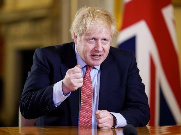 Britannian pääministeri Boris Johnson ilmoitti koronavirustartunnastaan kymmenen päivää sitten.