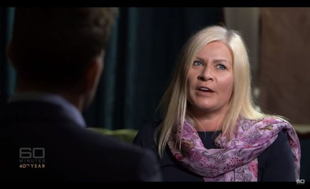 Suomalainen Tiina Jauhiainen kertoo 60 Minutes -ohjelmassa pakomatkastaan Dubain prinsessa Latifa al-Maktoumin kanssa.