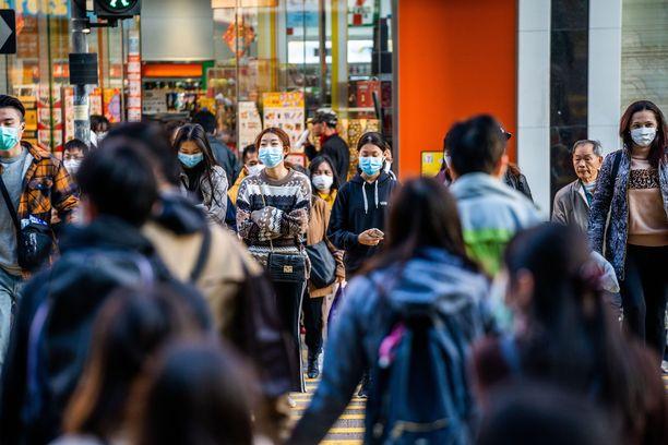 Etenkin kiinalaiset ovat kohdanneet epäluuloja koronavirusepidemian johdosta. Kuvituskuva.