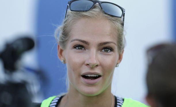 Daria Klishinan oikeudesta osallistua Rion olympialaisiin on väännetty kättä.