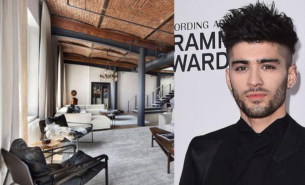 Zayn Malik on tullut tutuksi One Direction -laulajana.