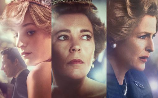 Katso kuvat Dianasta, Camillasta, Charlesista ja muista: The Crown jatkuu tänään!