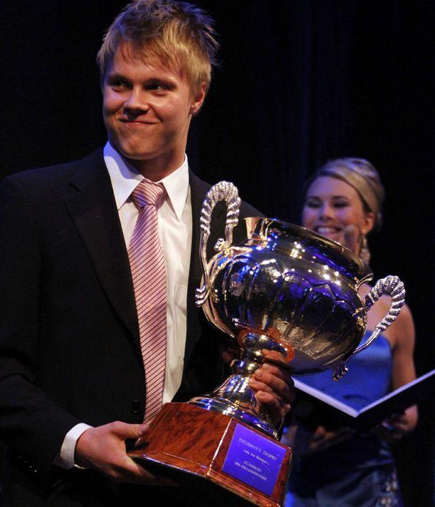 Mikael Granlund on ollut kiekkokevään nimi.