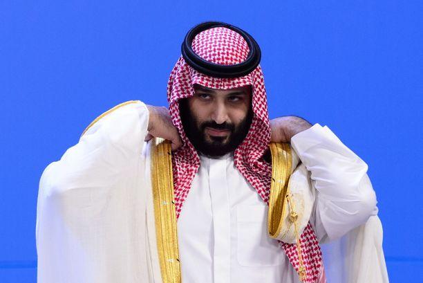 Mohammed bin Salman vieraili Argentiinassa G20-kokouksessa viikonloppuna.