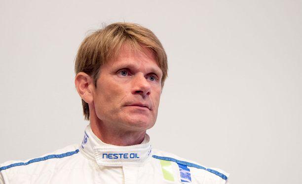 Marcus Grönholm yllättyi siitä, että Toyota antoi Tommi Mäkisen värvätä tiimiin kolme suomalaiskuskia.