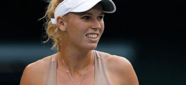 Caroline Wozniacki unohti hakea yli miljoonan euron palkintosekkinsä.