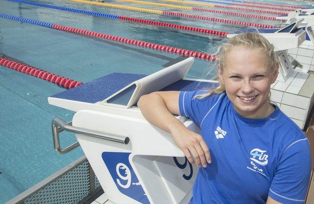 Laura Lahtinen murskasi vuodesta 2012 voimassa olleen SE-tuloksen.