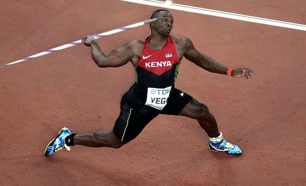 Julius Yego ei lähde Rioon ilman valmentajaa.