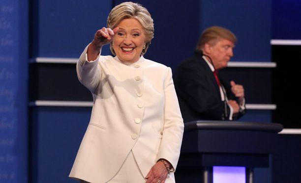 Yhdysvallat äänestää uudesta presidentistä 8. marraskuuta.