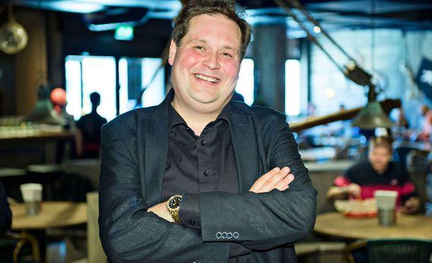 Jethro Rostedt haluaa palautta Turun maailmankartalle.