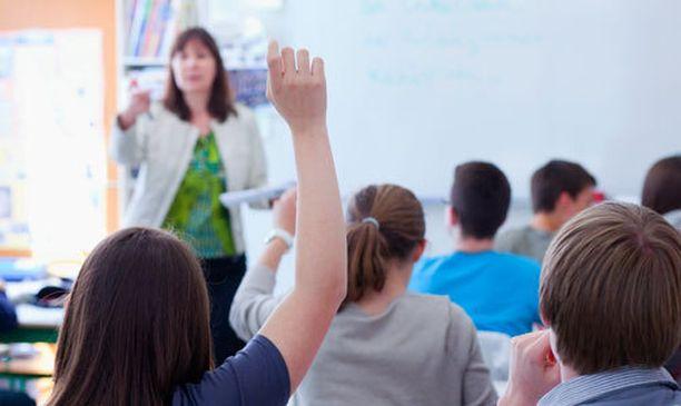 Myös opettajan työssä on amerikkalaistutkimuksen mukaan suurempi riski lihoa.
