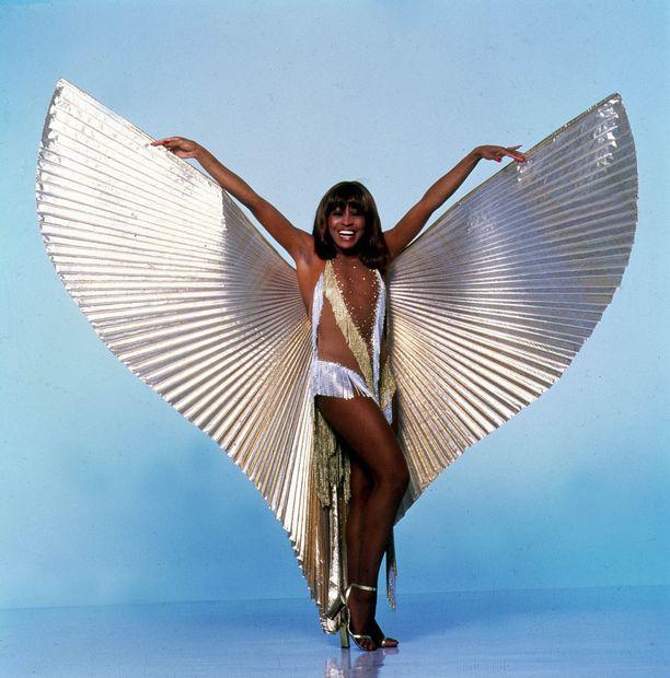 Tina Turner kuuluu maailman menestyneimpiin laulajiin.