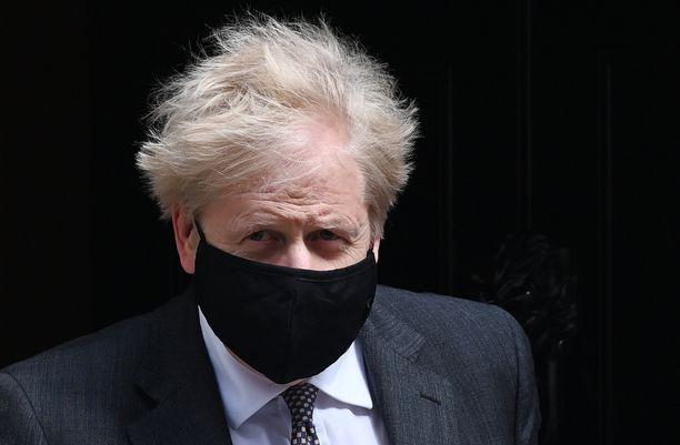 Britannian pääministeri Boris Johnson ei saa rauhaa kohuilta.