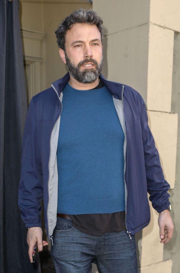 Affleck passitettiin katkolle myös viime vuonna sen jälkeen, kun hän vietti New Yorkissa kostean viikon silloisen tyttöystävänsä Lindsay Shookuksen kanssa.