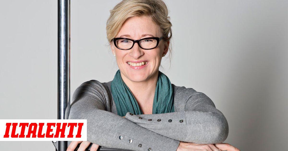 Katja Ståhl Perhe