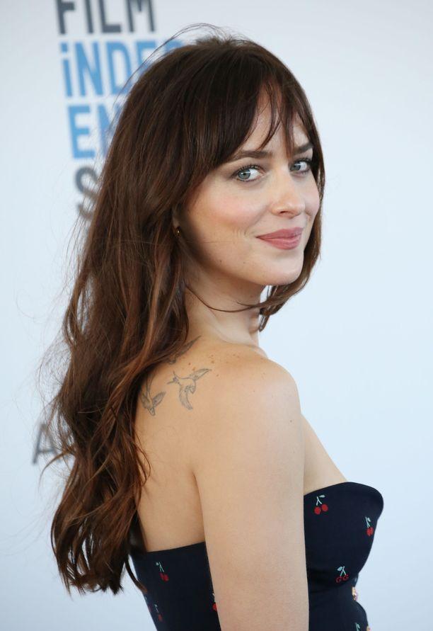Dakota Johnson nousi suosioon näyteltyään Fifty Shades of Grey -elokuvassa.