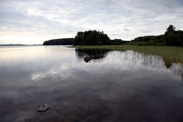 Lapsi hukkui tänään Sonkajärvellä kesäpaikan rannassa. Kuvituskuva.