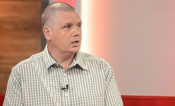 Robert Mullaney on kertonut perhettään kohdanneesta tragediasta eri yhteyksissä.