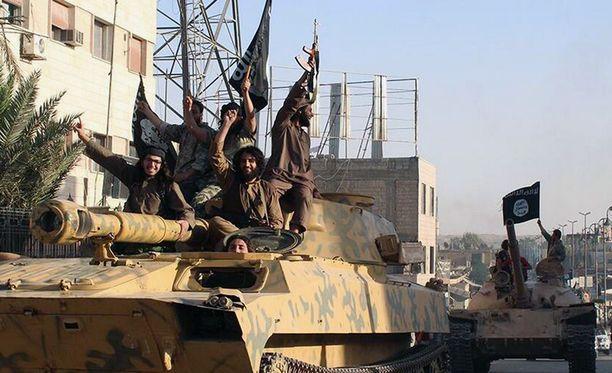 Isisiä pidetään Venäjällä pahimpana valtion vihollisena.