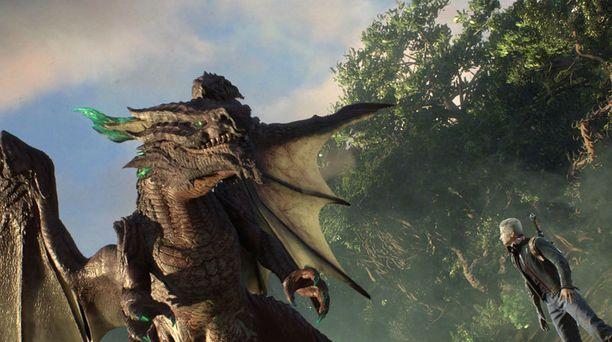 Scalebound julkaistaan yksinoikeudella Xbox Onelle.