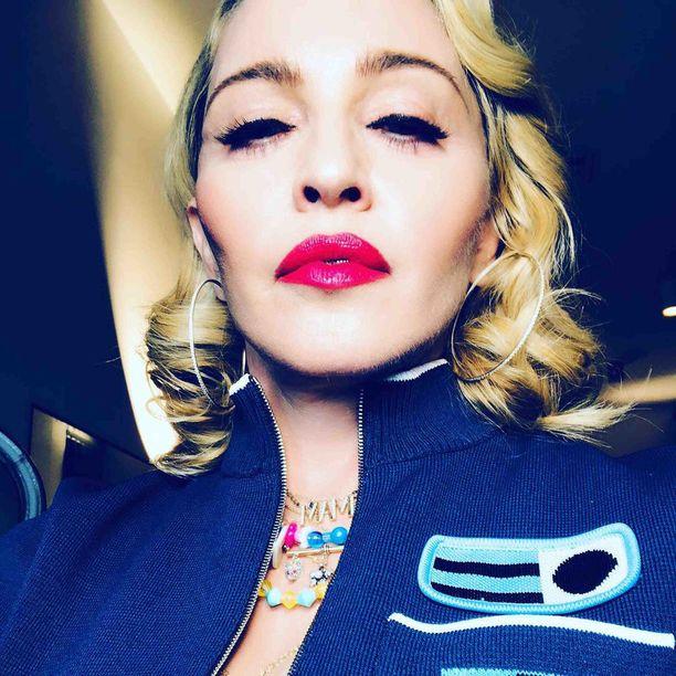 Madonna on julkaissut uransa aikana 13 studioalbumia.